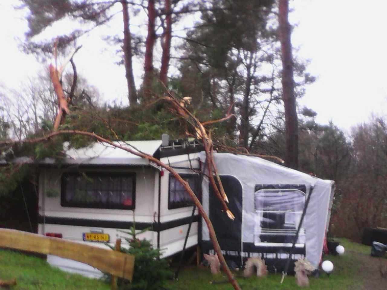 Campingversicherung Dauercamper