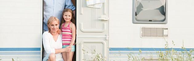 Dauercamping Versicherung, Mobilheim versichern, Wohnwagen Dauercamping, Direktversicherung
