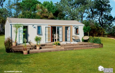 Mobilheim Versicherung, Dauercamper Versicherung, Campingplatzversicherung für Dauercamper